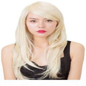 Custom Total Blonde Hair Weaving Brazilian Virgin 100% Full Lace Wig Senior Silk 5.5*5.5 Wig And The Baby's Hair Is Human Hair Wig Shoe