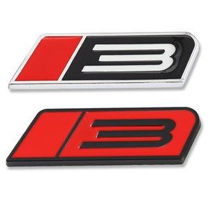 المرحلة الحصان فييستا 3 تشغيل المعادن شعار شارة ل 3 السيارات صائق 3d فورد روش موستانج توربو ملصقات السيارات GT اكسسوارات السيارات قاروي