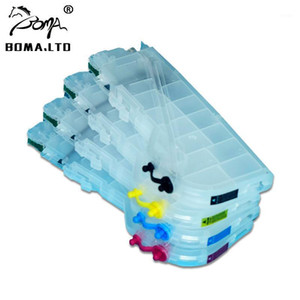 BOMA.LTD Refill Ink Cartridge LC3017 LC3019XL LC3019 For Brother MFC J5330DW J6730DW J6530DW J6930DW With One times Chip1