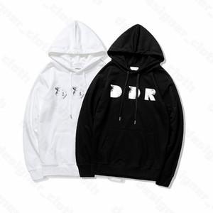 New Arival de femmes des hommes Designer Hoodies Mode capuche Homme Automne Hiver manches longues à capuche Pull Vêtements Sudadera Sweat D6988