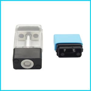 Керамические стручки Vfire Vape Cartridges Впускное отверстие для всасывания 2 * 1,8 мм Пустой Vaporizer для Vape Case Start Kit Бесплатная доставка