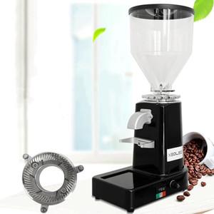 Talian Coffee Grinder Electric Coffee Grinder Espresso 19 Archivos Espesor ajustable 1L Máquina de molino eléctrico