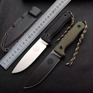Bohr D2 Couteau droite tactique tactique de la lame de chasse en plein air Camping Camping EDC Survival Couteau Micro BM 535 133 176 140BK ZT ERMIA UT85 Couteaux Spartan