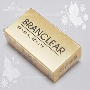뜨거운 판매 빠른 배달 branclear 3 톤 콘택트 렌즈 상자를 포장 100pc = 50pair 콘택트 렌즈 케이스 박스