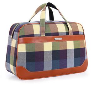 Luggage Bag Unisex Travel Bag Canvas Handbags Men Fashion Duffle Tote Handbags Large Capaciey Sac De Voyage Casual Luggage