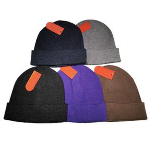 Hiver beanie fashion street homme femme crâne casquettes chauds printemps automne hiver respirant gonflable godet chapeau de bonnet de qualité