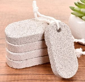 Double Sided Foots Grinding Stone Foot Skin Care Clean Tool Natural Pumice Stones Pedicure Exfoliate Tools