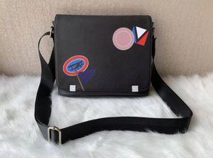 Новый район PM Сумка на плечо знаменитая классическая мода мужские сумки мессенджеры Cross Body Crossbody сумка школьная книжная сумка