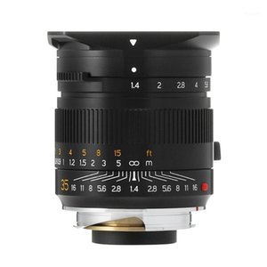 Ttartisans 35mm F1.4 Asph Full Fame Lens Leica M Mount Camera Leica M240 M3 M4 M7 M8 M9 M9P M101
