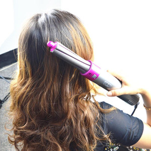 5 In 1 Rotating Brush Hot Air Styler Comb Curling Iron Roll Styling Brush Hair Dryer Blow With Nozzles H sqcOvZ