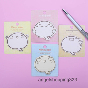 2 Styles suit New Kawaii Planner Stickers Memoblokjes Nice Korean stationery Office supplies Scrapbooking Memo Pad Sticky Markers