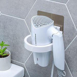 Высококачественная настенная монтированная настенная фен держатель ABS ванная комната полка хранения фена держатель стойки организатор для фен диамал. 8,9см1.