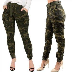 Women Camouflage Leggings Fitness Military Army Green Leggings Workout Pants Sporter Skinny Adventure Leggins Stretch Trouser