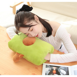 Hand Warmer Pillow Cute Cartoon Animal Shar Pei Whale Cat Toy Stuffed Fruit Avocado Pitaya Warm Hand Pillow Kids Toy Gift F bbyDPd bdetoys