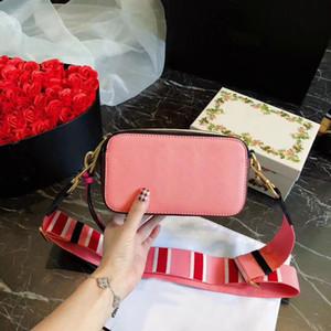 Neue Ankunft Frauen Mode Kamerasack 19cm Weibliche Handtasche Umhängetaschen Freies Verschiffen Crossbody Taschen