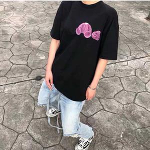 2021 Meilleure vente Couple Couple T-shirt Hommes à manches courtes courtes T-shirt T-shirt pour femmes