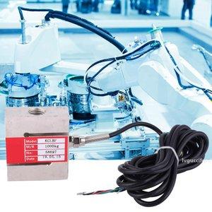 Тензодатчик электронного датчик Шкала 1000 / 2000кг Высокой точности Тензодатчики Шкало датчик Взвешивание с кабелем
