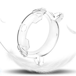 Assistir casos para tic watch e inteligente relógios capa tic watche tpu caso chapeamento protetor de casca protetor inteligente assistir acessórios