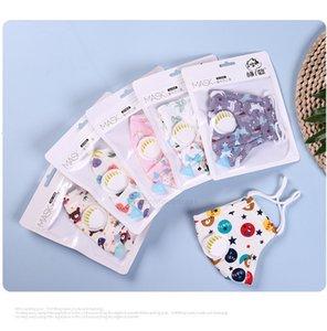 Maks DHL Spedizione gratuita! Cotton con filtro PM2.5 Anti Anti Polvere Cover per bambini Antipolvere Riutilizzabile Bambini riutilizzabili Face Mxhi0ei