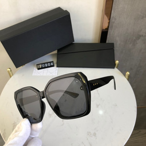 الرجال والنساء الأزياء النظارات الشمسية بالجملة uv400 رجل نظارات شمسية خفيفة النظارات الشمسية مريحة العين حماية مع صندوق مرن