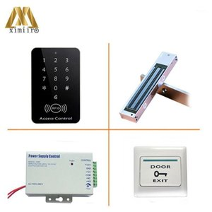 Fingerprint Access Control F007-B 13.56MHz IC Card Kit Without Software Single Door With Electromagnetic Lock1