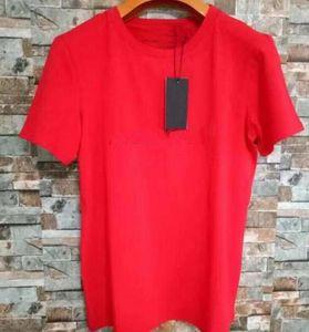 خريف 2019 المرأة القمصان الخرز طاقم الرقبة القطن مزيج الأزياء والألواح العلامة التجارية نفس نمط القمصان النساء الملابس 1a