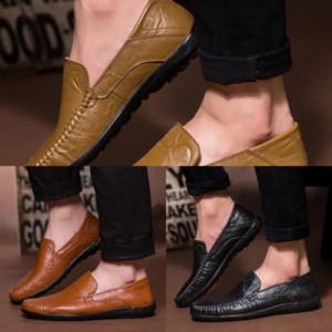 0v9xj Moda Mujeres Mujeres Old Designer Style Sneakers Casual Cuero Hombre Zapato de oro Villos Dermis Genuine Shoes de alta calidad para hombre y