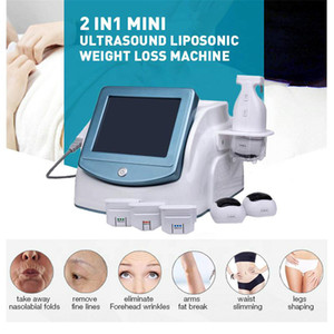 2020 Multifunction 2 IN 1 HIFU Liposonix Slimming Machine HIFU Face Lifting Wrinkle Removal Liposonix Fat Reduction Ultrasound machine#001