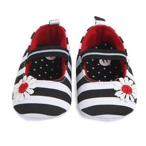 Toddler Girl Crib Shoes Newborn Baby Soft Sole Prewalker Anti-slip Pram Sneakers1