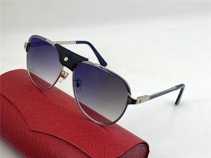 CT0192S جديد الرجال والنساء جولة نظارات شمسية إطار معدني الشعبية الرجعية uv400 العدسات أعلى جودة حماية العين الكلاسيكية نمط هدية مربع
