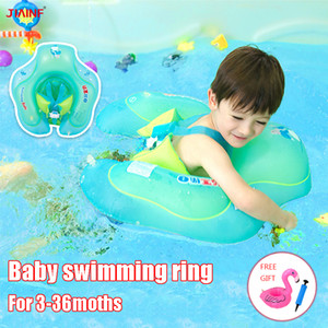 Relaxing Safety Swimming Ring for 6-30 Months Baby Swim Float Children's Waist Floats circle Kids Pool Toys Bathing Accessories Z1202