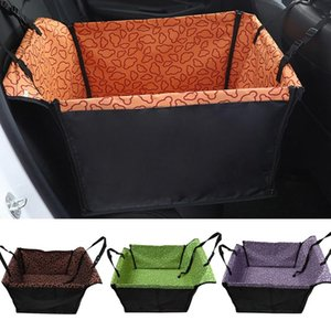 Waterproof Pet Carriers Dog Car Seat Cover Mats Hammock Cushion Carrying For Dogs transportin perro autostoel hond Car Seat Bag