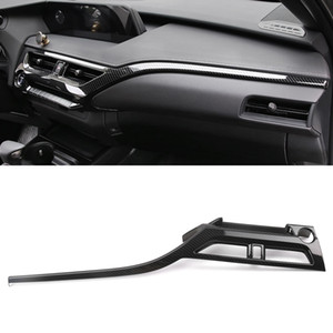 Auto Car Accessories Center Middle Air Vent Outlet Cover Trim Sticker Frame Interior Decoration for Lexus UX ZA10 2019 2020