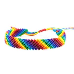 2021 Trendy Chakra Bracelet Women Men Handmade Weave String Braslet Homme Female Friendship Braclet Adjustable Brazalete Pulsera