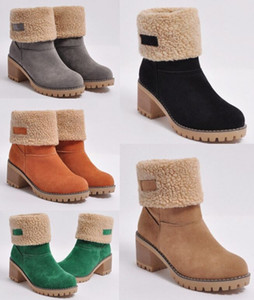 spring autumn Knitted elastic boots letter Thick heels sexy woman shoes High heel boots fashion socks boots lady High heels Large size 35-43