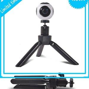 360 Camera 220 * 360 graus WiFi 4K 24fps Acção Esportiva Câmera panorâmica + Fonte de alimentação de tripé