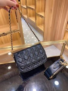 Bolsas Mulheres de Alta Qualidade Clássica Venda Quente Bolsa de Ombro de Couro Senhoras Carteira Estilo Moda Messenger Bag