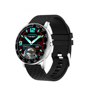 Female Physiological Reminder Smartwatch Pedometer Custom Dial Sedentary Remind Heart Rate Smart Watch H30 for xiaomi iPhone pk dz09