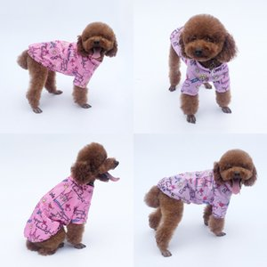 Dogs Autumn Winter Plush Clothing Crown Pattern Princess Sweater Small Dog Pets Clothes New Pattern 6 3ly J2