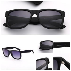 Justin Sunglasses Mens Gradient Gafas de sol Justin Polarized Eyeware des Lunettes de Soleil Gafas de sol Fashional con estuche
