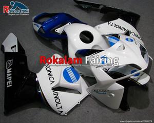 Full Fairing Kit For Honda CBR600RR F5 2005 2006 05 06 Motorcycle Aftermarket ABS Bodywork Kits (Injection Molding)