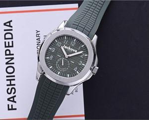 Luxury men watches square designer japan quartz movement chronograph watch for men women all dial work designer watch silicone strap