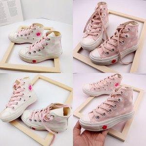 Hot 1970s 2020 cherry Skate Breathable Children Running shoes boy girl youth kid sport Sneaker size 24-35