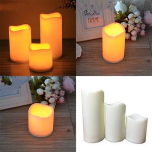 Hochzeitsfeier Kerzenlichter LED Romantische Elektronik Switch Party Wave-Mundlampe Umweltanleitung Lampen Heißer Verkauf 5 5cp3 m2