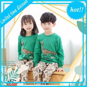 Restore Sets Cato Cartoon Kids Pyjamas Baby Girls Boys Nightwear Pajamas For Children