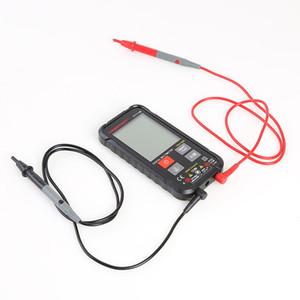 Multimetro habotest HT112B Large LCD Dual Modalità Dual 6000 conteggi Voltmeter AC DC Ohm Capacità Duty DMMM Smart Digital Multimeter True RMS NCV