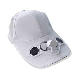 Solar Power Fan Hat Cooling Cool Fan for golf Baseball Hiking FishingOutdoor Cap