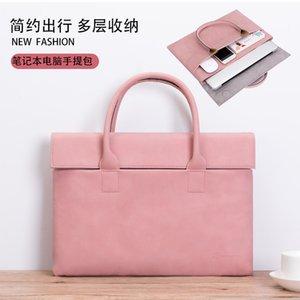 Компьютерная сумка 14 Для женщин Apple MacBook Lenovo Xiaoxin Pro Notebook 13 Защитный чехол Воздушный человек 13,3 дюйма 15 Dell Xiaomi Huawei Matebook