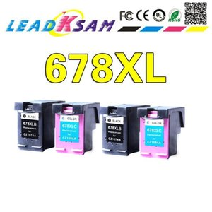 678XL Ink Cartridge repalce compatible for 678 xl for 678 678xl CZ107 CZ108 2648 4518 3548 1518 1018 4648 25481