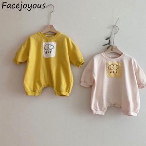 Newborn Rompers для мальчиков девочек комбинезон 100% хлопок детская мальчик одежда малыша детская патч ползунки onsie y1219
